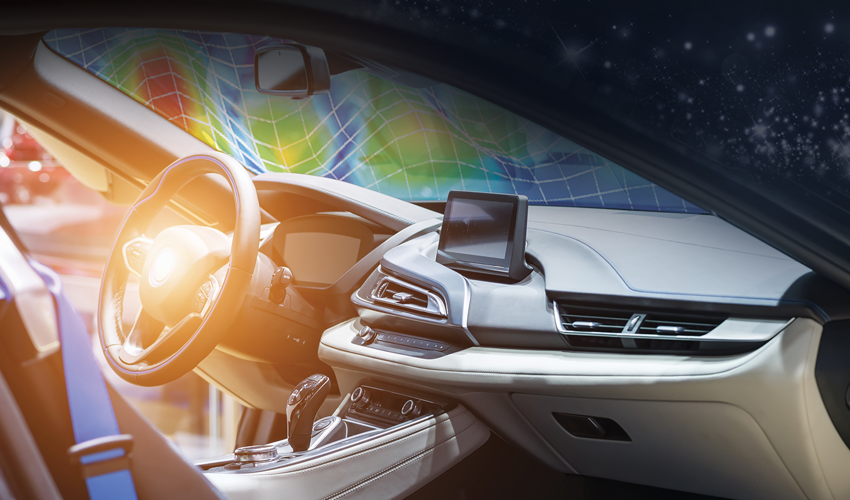 Simulation Accurately Predicts Noise Generated by Automotive Side Mirrors
