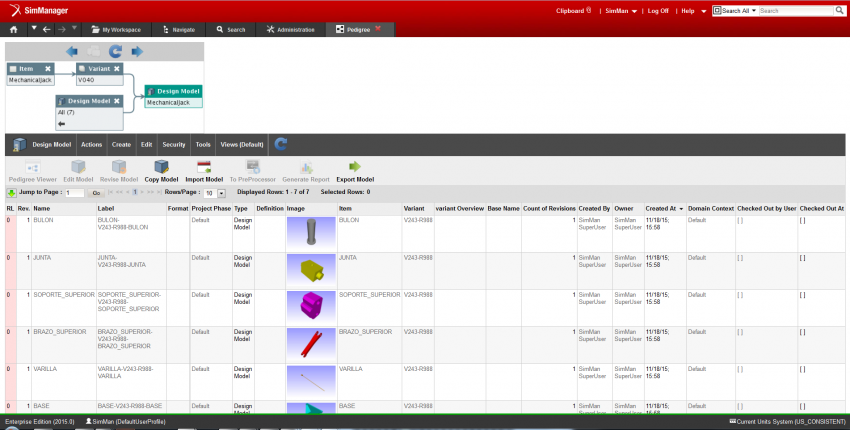 Improved Engineering Productivity Through Use of Engineering Lifecycle Management Software