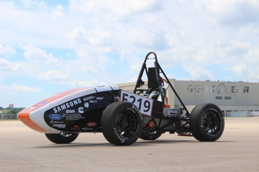 Building an Electric Vehicle for Formula SAE