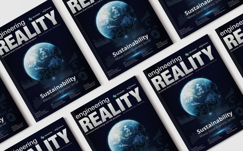 The Sustainability Issue of Engineering Reality Magazine is Here