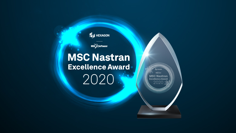 MSC Nastran Excellence Award 2020