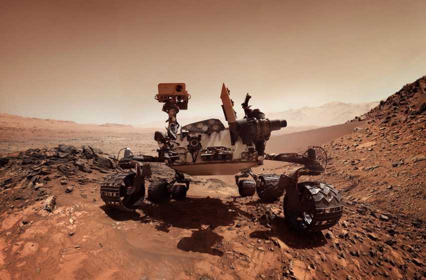 About Martian Rovers, earthling explorers, simulation software, Deepak Chopra and more